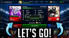 Madden NFL Mobile hack is finally here and its working on both iOS and Android platforms. Stephen Jackson, Le'veon Bell, Real Hack, Madden Nfl, Game Resources, Game Update, Free Cash, Test Card, Hack Tool