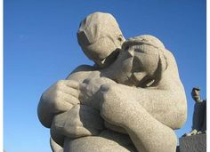 Vigeland Sculpture Park, Norway