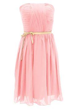 Amazon.com: Dressystar Chiffon Bridesmaid Dress Formal Evening Dress for Juniors: Clothing