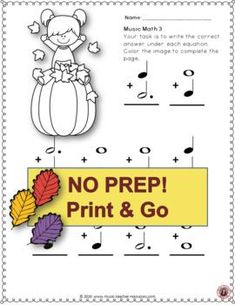 Music theory worksheets for kids music lessons. Answer sheets are included. Music Math, Music Classroom, Classroom Resources, Music Lessons For Kids, Music For Kids, Child Teaching, Teaching Music, Music Theory Worksheets, Middle School Music