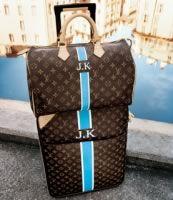 Louis Vuitton Pegase and Keepall. Why not travel in style? Louis Vuitton Pegase and Keepall. Why not travel in style? Handbags On Sale, Louis Vuitton Handbags, Purses And Handbags, Handbags Online, Tote Handbags, Malas Louis Vuitton, Louis Vuitton Monogram, Zapatillas Louis Vuitton, Lv Luggage