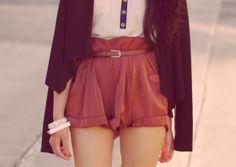 rosy shorts