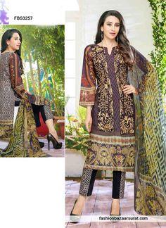 Printed Karishma Kapoor Pristine Multicolor Designer Suit