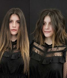 Transform Your Long Hair Into Most Admired Shoulder Length Creepy Haircut Styles - Schulterlange Haare Ideen Face Shape Hairstyles, Bun Hairstyles For Long Hair, Trending Hairstyles, Popular Hairstyles, Straight Hairstyles, Medium Hairstyles, Hairstyle Ideas, Next Day Hair, New Hair