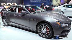2016 Maserati Ghibli S - Exterior and Interior Walkaround - 2015 LA Auto...