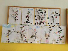 Stromy z knofliku Preschool Curriculum, Fall, Home Decor, Autumn, Decoration Home, Fall Season, Room Decor, Kindergarten Curriculum, Home Interior Design