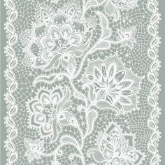 Old lace ornate background vector 03