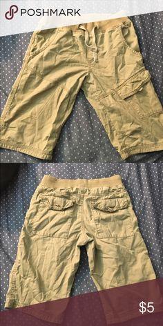 Boys Khaki Shorts Regular fit. Gently worn. Khaki Shorts. Circo Bottoms Shorts