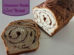 Need a snack? How about this amazing Cinnamon Raisin Bread from @HonestAndTruly? Yum!  #SoFab