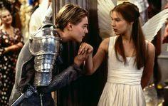 As festas e bebidas de Leonardo DiCaprio no set de Romeu + Julieta não agradaram Claire Danes.