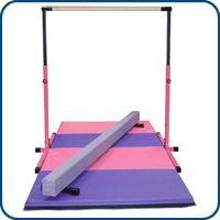 Nimble Supply | Gymnastics Equipment bars beam and mat