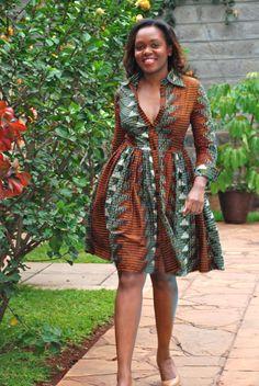 Day 23: CLASSICALLY DOREEN MASHIKA (ZANZIBAR) | 100 Days Of African Fashion