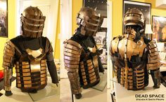 DEAD SPACE - Cosplay WIP Armor by SKSProps on deviantART