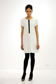 NY fashion week. Lisa Perry Pret a Porter Fall Winter 2013-14