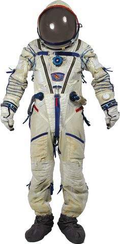 Rocketumblr | Russian Sokol Spacesuit