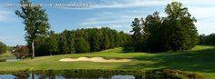 Ford's Colony Country Club - Marsh Hawk Course - Gendron Golf