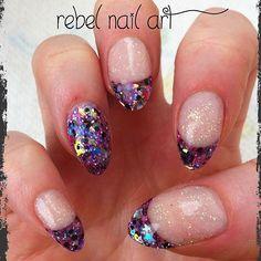 Instagram photo by rebelnailart  #nail #nails #nailart