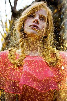 glitter is gold