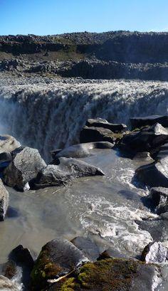 Dettifoss waterfall, Iceland