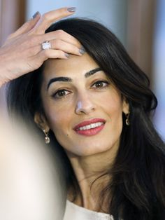 No Surprise Here: Amal Alamuddin Is the Most Fascinating Person of 2014 via @WhoWhatWear
