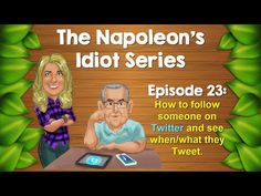 How to Follow someone on Twitter and see what/when they Tweet -   Social Media packages at a fraction of the cost! Outsource! Check our PRICING! #socialmarketing #socialmedia #socialmediamanager #social #manager Dad's coming over to the Twitter side in this first Napoleons Idiot Episode about Twitter!!! He asked me how he could follow @SM4Beginners on... - #TwitterTips