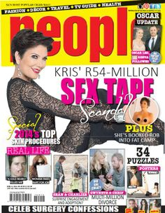 Oh no! Now Kris Jenner has a sex tape? wwww.peoplemagazine.co.za
