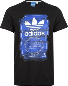 Adidas Originals Men's Tongue Graphic Tee SHIRT