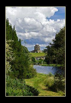 Mausoleum - Castle Howard Garden, North Yorkshire, England