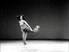 "Trisha Brown in ""Watermotor"", by Babette Mangolte (1978) - YouTube"
