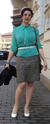 Retro Rack: Travelling Light ~ How To Make Many Outfits From One Suit by Gail Carriger