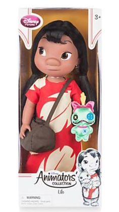 Disney Animators Collection Lilo Doll