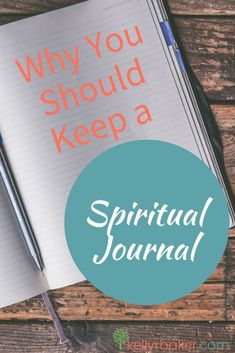 Imagine how much is being lost if you don't record what is going on in your relationship with God. In this post, I share how and why to keep a spiritual journal. Spiritual Life, Spiritual Growth, Spiritual Health, Tarot, Spiritual Disciplines, Spiritual Practices, Christian Faith, Christian Living, Christian Women