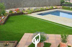 El jardín de tu casa con nuestro césped
