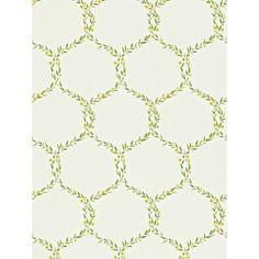Buy Sanderson Fleur Trellis Wallpaper Online at johnlewis.com