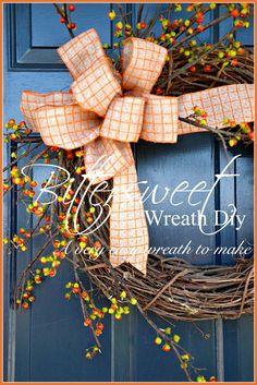 BEAUTIFUL INDIAN CORN WREATH - StoneGable Outdoor Fall Wreaths, Easy Fall Wreaths, Christmas Mesh Wreaths, Diy Fall Wreath, Yarn Wreaths, Ribbon Wreaths, Tulle Wreath, Winter Wreaths, Floral Wreaths
