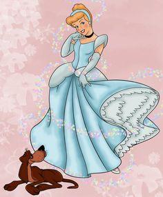Cinderella & Bruno
