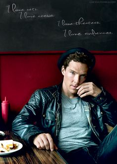 """ It's a Benedict Cumberbatch Moment: The Oscar-Poised Rise of The Imitation Game Star """