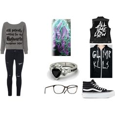 Untitled #379 by baratwat-01 on Polyvore featuring Frame Denim, Vans and Gemvara