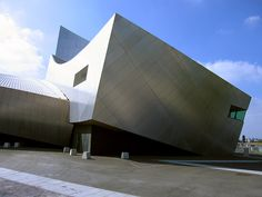 From Wikiwand: Imperial War Museum North in Manchester, England by Daniel Libeskind (2002)