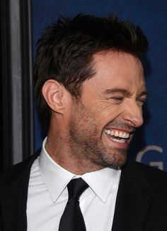 Hugh Jackman || 'Les Miserables' NYC premiere at Ziegfeld Theater on December 10, 2012