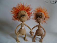 Project by Nati0703. Baby monkey crochet pattern by Pertseva for LittleOwlsHut. #LittleOwlsHut, #Amigurumi, #CrohetPattern, #Crochet, #Crocheted, #funny rat, #Pertseva, #DIY, #Craft, #Pattern