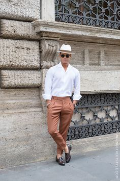 Streetstyle Frank Galucci , Milano, image by StunningStreetstyle
