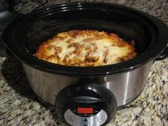 THE best crockpot lasagna! even my little kids love it. made it many many times. so easy. ;)