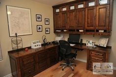 Arizona Custom Office Furniture - traditional - desks - Lift and Stor Beds