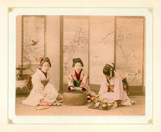 「日本の原風景」 100年前の白黒写真に色をつけてみた - ライブドアニュース