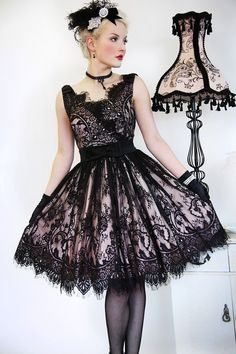 D'Amour Lace Dress