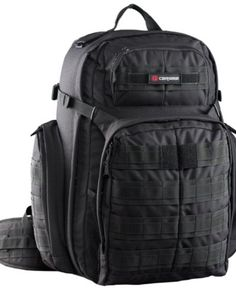 Caribee OPS Day Pack Black * You can find more details by visiting the image link.