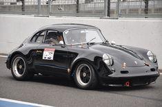 all the best bits in one place=Porsche 356 Carrera #porsche