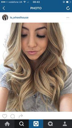 Hair colour goals!