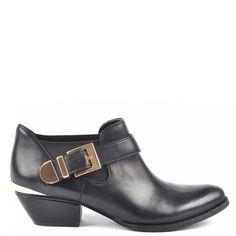 BCBG Wallis Botines de cuero para mujer: Amazon.es: #Zapatos #BCBG